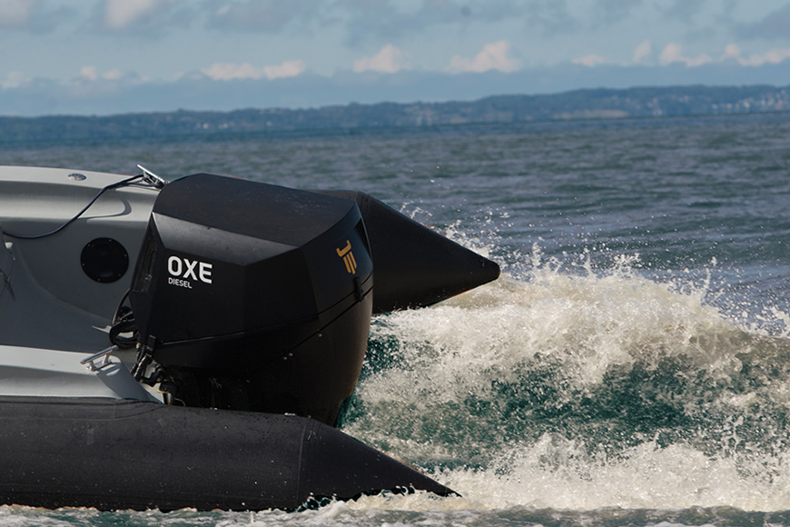 OXE Diesel Outboard