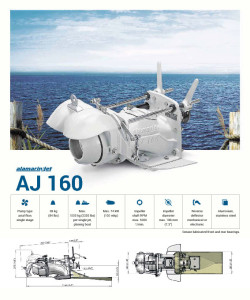 Alamarin-Jet Water Jet Propulsion Unit - Buy from UK