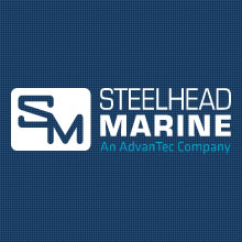 Proteum are UK representatives for the sale of boat cranes from Steelhead Marine