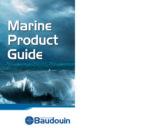 Moteurs Baudouin Marine Product Guide
