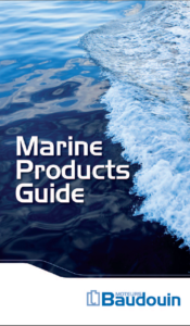 Baudouin Marine Products Brochure