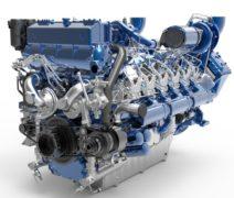 Baudoin 12M33 2 marine diesel engine