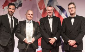 SC Group - winner of the Made in the UK Award 2017 for Aerospace and Defence